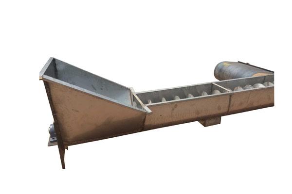 Washing-Screw-Conveyor